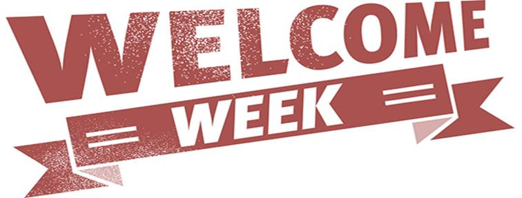 Benvenute matricole - Welcome Week