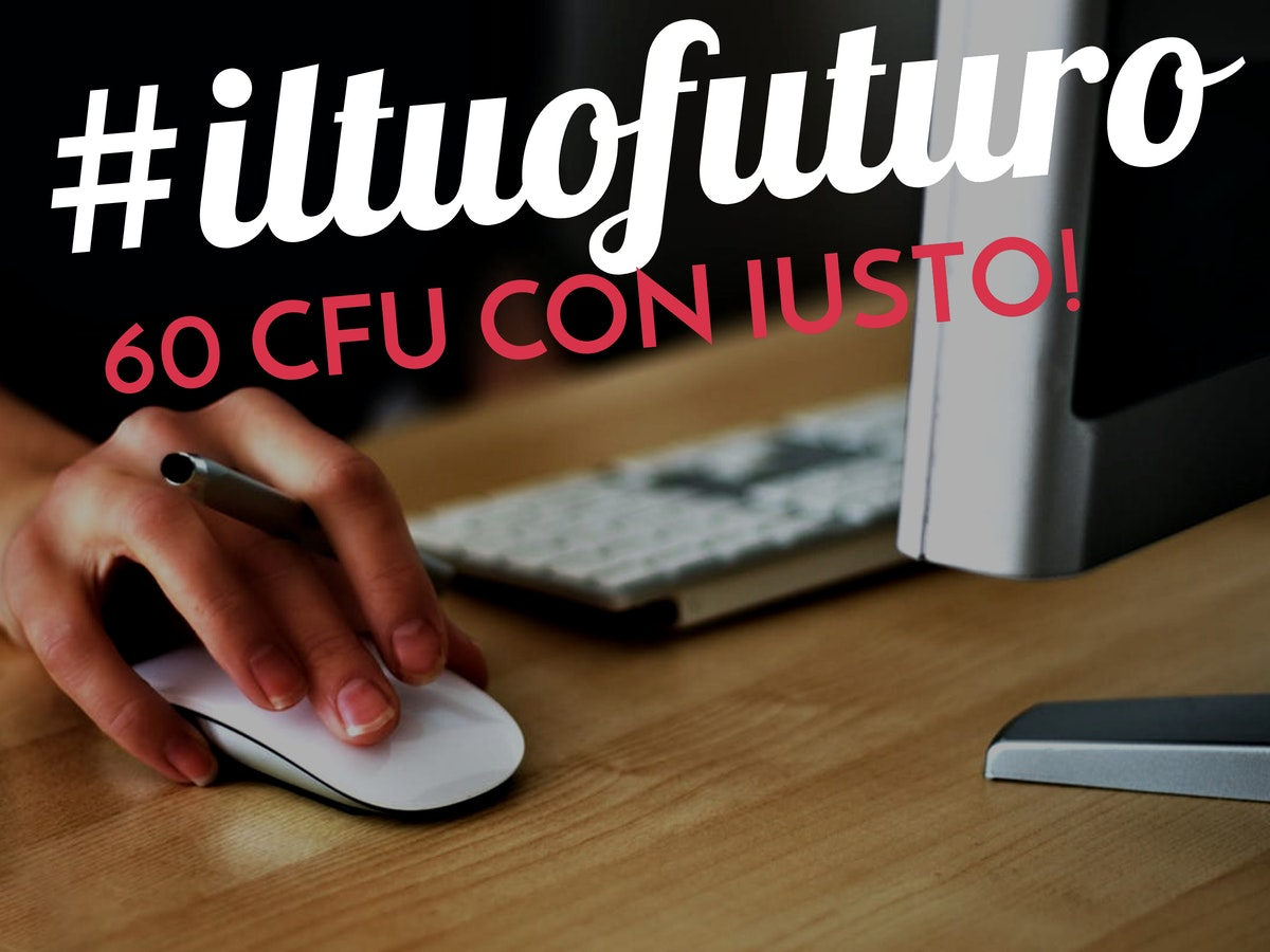 Per la qualifica di Educatore (60 CFU)